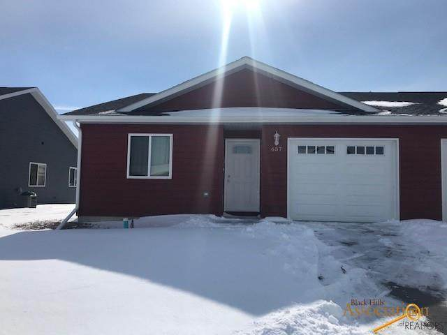 657 Kathryn Ave, Rapid City, SD 57701 (MLS #147790) :: Christians Team Real Estate, Inc.