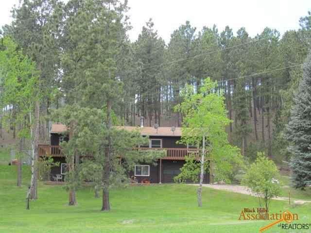 12735 N Prairie Creek Rd, Hill City, SD 57745 (MLS #148709) :: Dupont Real Estate Inc.