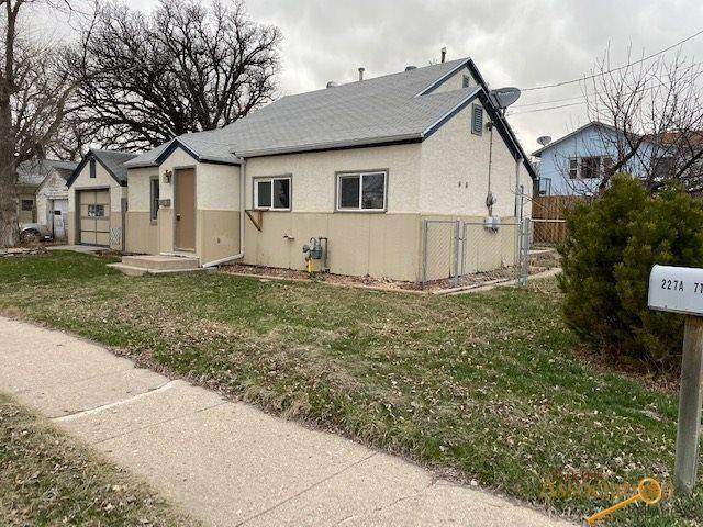 711 Other, Belle Fourche, SD 57717 (MLS #148744) :: Christians Team Real Estate, Inc.