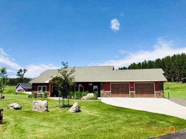 110 Minor Lake Circle, Hill City, SD 57745 (MLS #149167) :: Heidrich Real Estate Team