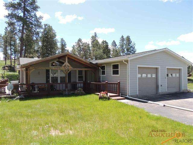 25555 Other, Custer, SD 57730 (MLS #149848) :: Christians Team Real Estate, Inc.