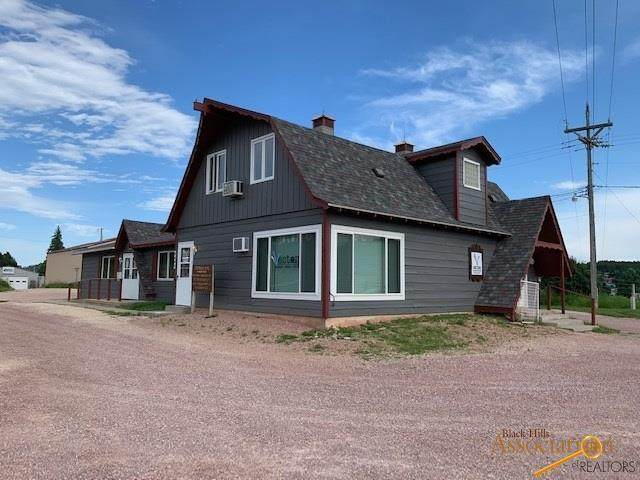 1164 Mt Rushmore Rd, Custer, SD 57730 (MLS #149883) :: Dupont Real Estate Inc.