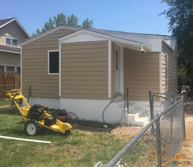 209 E Adams, Rapid City, SD 57701 (MLS #150328) :: Dupont Real Estate Inc.