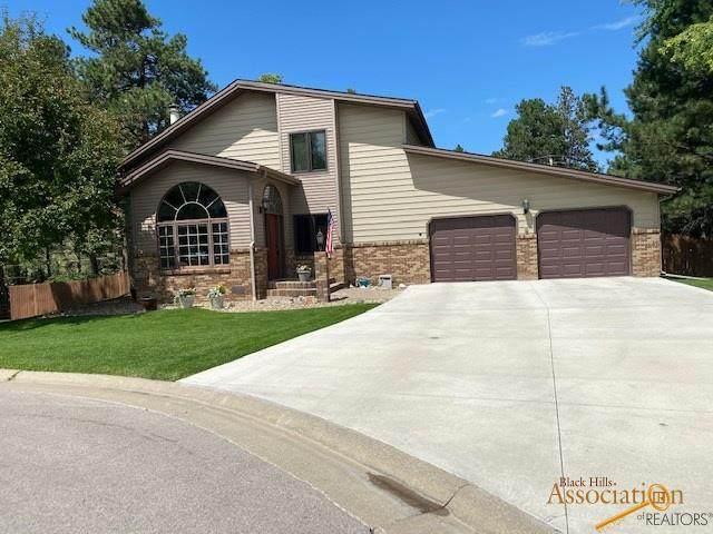 4906 Breckenridge Ct, Rapid City, SD 57702 (MLS #150384) :: VIP Properties