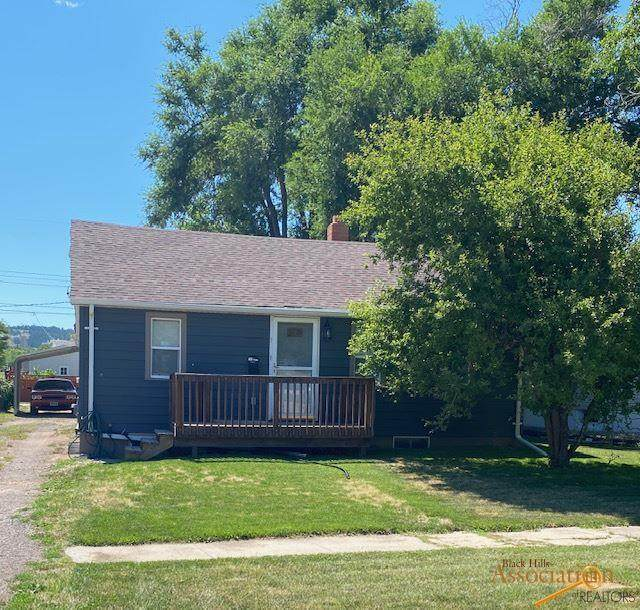 133 Grand Blvd, Rapid City, SD 57701 (MLS #150572) :: Dupont Real Estate Inc.