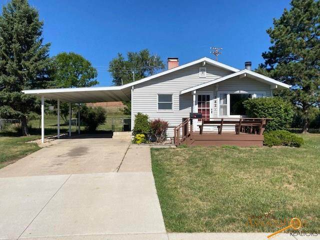 142 Stearns Ct, Rapid City, SD 57701 (MLS #150666) :: Heidrich Real Estate Team