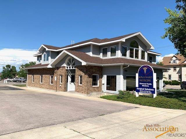 717 9TH ST, Rapid City, SD 57701 (MLS #150683) :: Dupont Real Estate Inc.