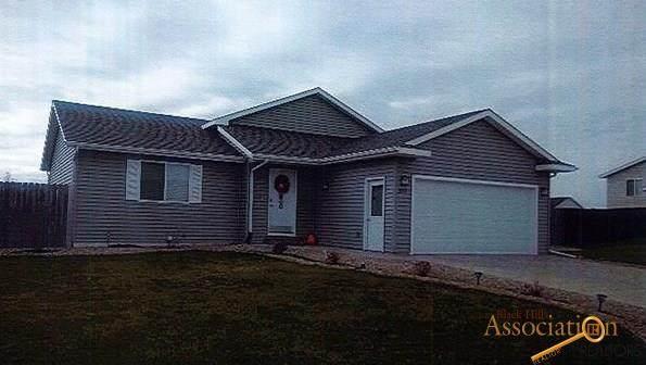 243 Ruhe Lane, Rapid City, SD 57719 (MLS #150865) :: Dupont Real Estate Inc.