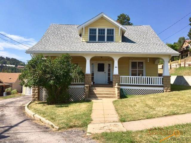 303 and 303 1/2 Other, Lead, SD 57754 (MLS #151308) :: Heidrich Real Estate Team