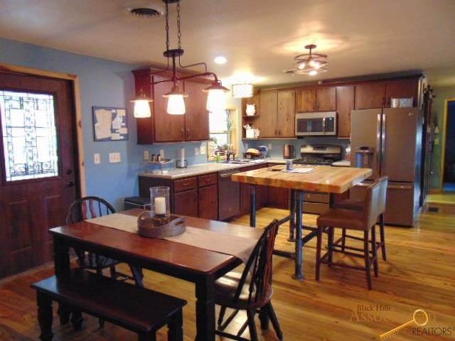 627 W Mt Rushmore Rd, Custer, SD 57730 (MLS #151376) :: VIP Properties