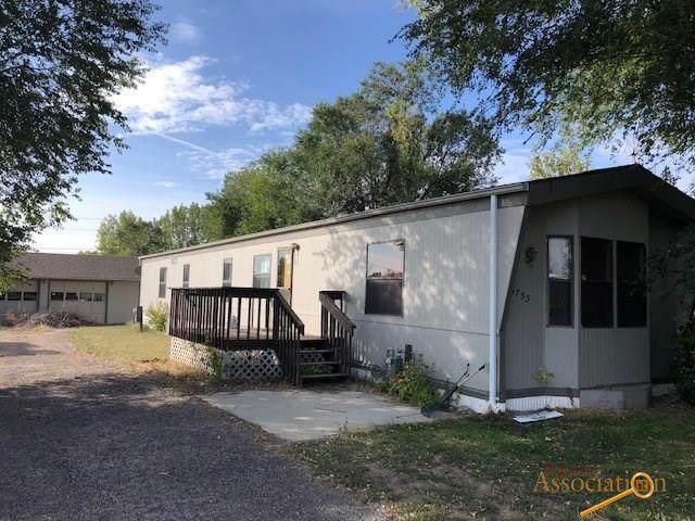 5753 Mercury Dr, Rapid City, SD 57703 (MLS #151466) :: Heidrich Real Estate Team
