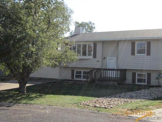 109 Wren Ct, Box Elder, SD 57719 (MLS #151500) :: Black Hills SD Realty