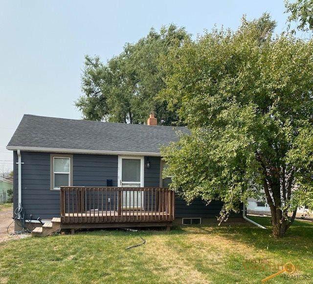 133 Grand Blvd, Rapid City, SD 57701 (MLS #151610) :: Heidrich Real Estate Team