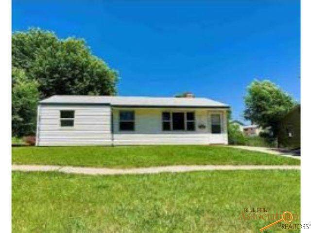 14 Fairmont Blvd, Rapid City, SD 57701 (MLS #151720) :: Black Hills SD Realty