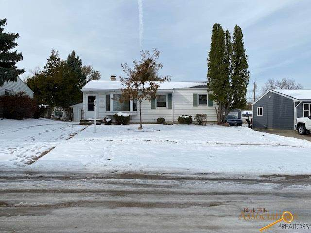 3203 Oak Ave, Rapid City, SD 57701 (MLS #151773) :: VIP Properties