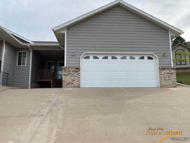 3758 Olympic Ct, Rapid City, SD 57702 (MLS #151957) :: Black Hills SD Realty