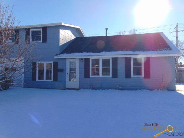 3929 W Chicago, Rapid City, SD 57702 (MLS #152441) :: Daneen Jacquot Kulmala & Steve Kulmala