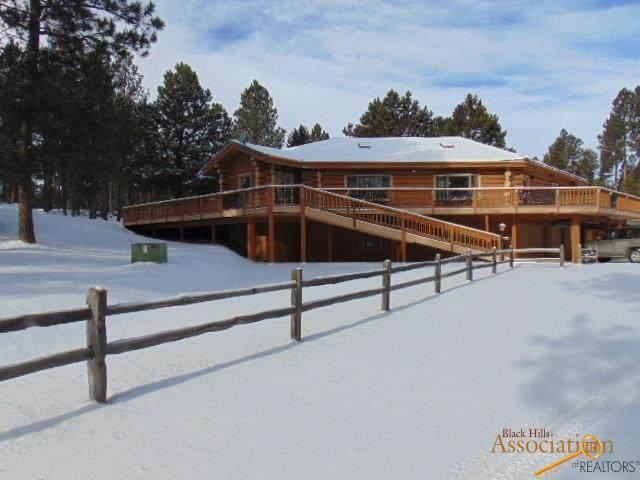 25218 Fjerdingren Place, Custer, SD 57730 (MLS #152462) :: Christians Team Real Estate, Inc.