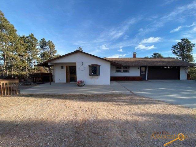 4480 Mt Rushmore Rd, Rapid City, SD 57701 (MLS #152695) :: Black Hills SD Realty