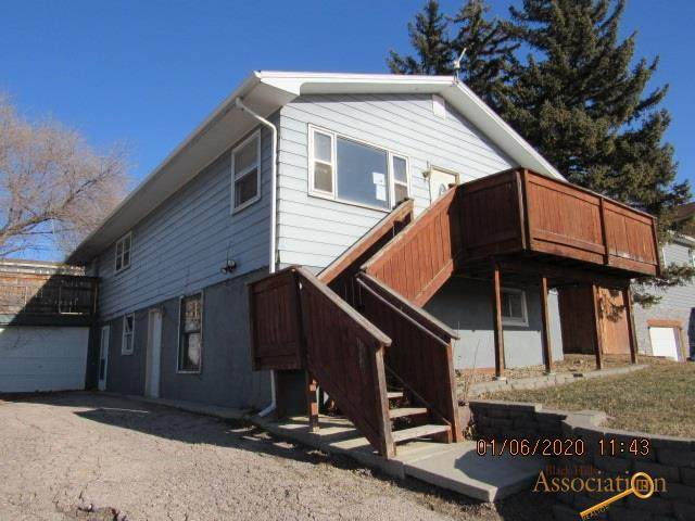 116 E College Ave, Rapid City, SD 57701 (MLS #153064) :: Dupont Real Estate Inc.