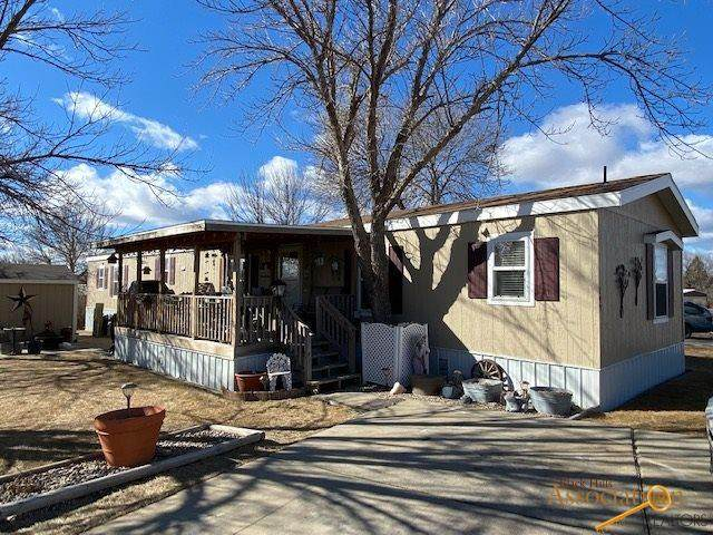 1702 E Hwy 44, Rapid City, SD 57703 (MLS #153069) :: Dupont Real Estate Inc.