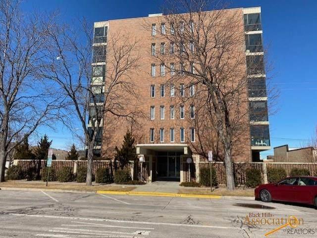 824 Columbus, Rapid City, SD 57701 (MLS #153156) :: Daneen Jacquot Kulmala & Steve Kulmala