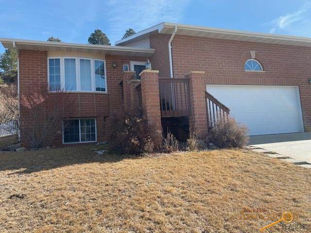 3912 Park Dr, Rapid City, SD 57702 (MLS #153192) :: Black Hills SD Realty