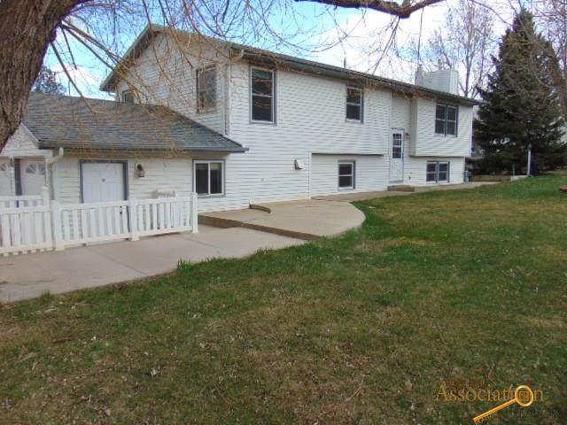 11500 Midland Rd, Black Hawk, SD 57718 (MLS #153722) :: Christians Team Real Estate, Inc.