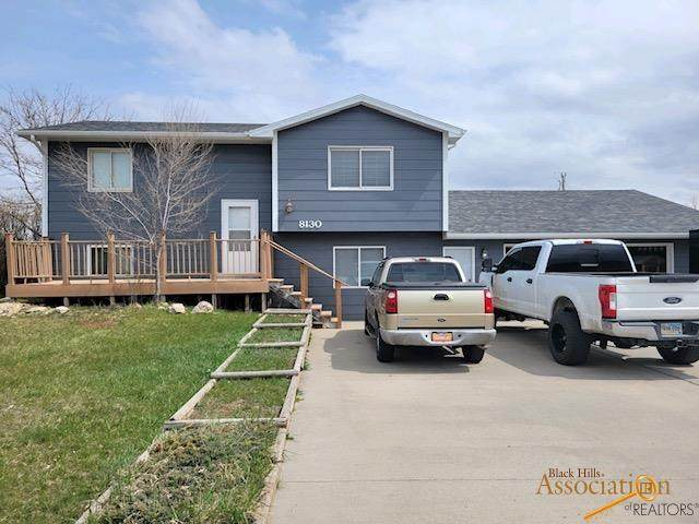 8130 Timberline Rd, Black Hawk, SD 57718 (MLS #153942) :: Black Hills SD Realty