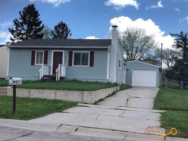 1026 Halley Ave, Rapid City, SD 57701 (MLS #154047) :: Dupont Real Estate Inc.