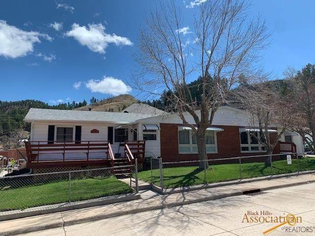 87 & 89 Charles, Deadwood, SD 57732 (MLS #154085) :: Dupont Real Estate Inc.