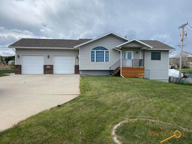 6925 Meadow Rose Ln, Black Hawk, SD 57718 (MLS #154166) :: Dupont Real Estate Inc.