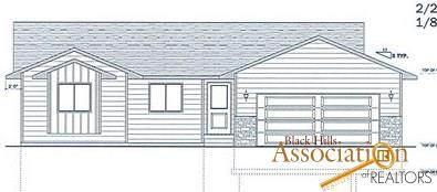 L8, B1 Pommel Ct, Rapid City, SD 57701 (MLS #154207) :: Dupont Real Estate Inc.