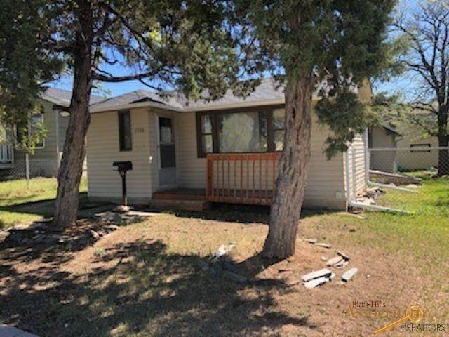 1506 5TH ST, Rapid City, SD 57701 (MLS #154379) :: Dupont Real Estate Inc.
