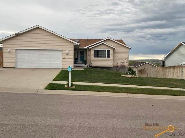 4925 Hansen Ln, Rapid City, SD 57703 (MLS #154675) :: Heidrich Real Estate Team