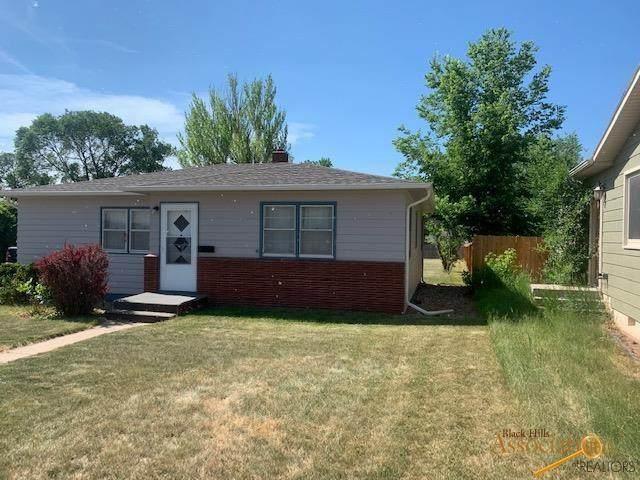 3901 W Omaha, Rapid City, SD 57702 (MLS #154777) :: Dupont Real Estate Inc.