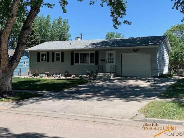 3316 E Anaconda Rd, Rapid City, SD 57701 (MLS #154861) :: Daneen Jacquot Kulmala & Steve Kulmala