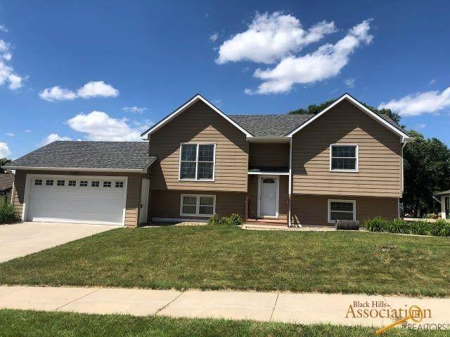 2214 Harney Dr, Rapid City, SD 57702 (MLS #155027) :: Heidrich Real Estate Team