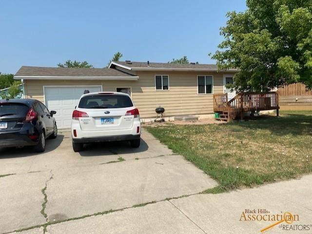 3611 Lawrence Dr, Rapid City, SD 57701 (MLS #155404) :: Heidrich Real Estate Team
