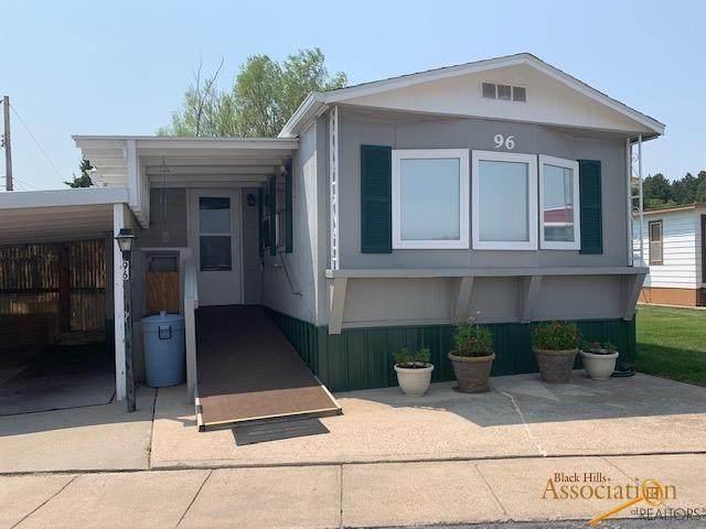 1010 E St Patrick, Rapid City, SD 57701 (MLS #155434) :: Dupont Real Estate Inc.