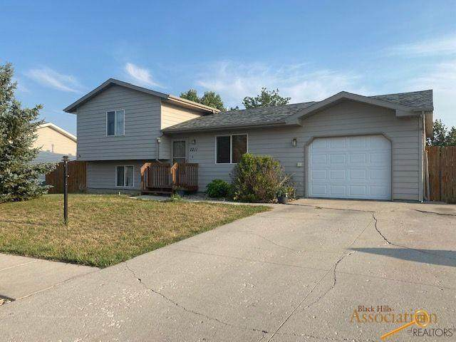 2211 Meadow Lane, Rapid City, SD 57703 (MLS #155618) :: VIP Properties