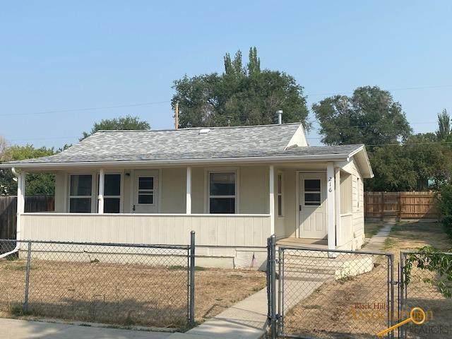 216 E East Jackson St, Rapid City, SD 57701 (MLS #155748) :: VIP Properties