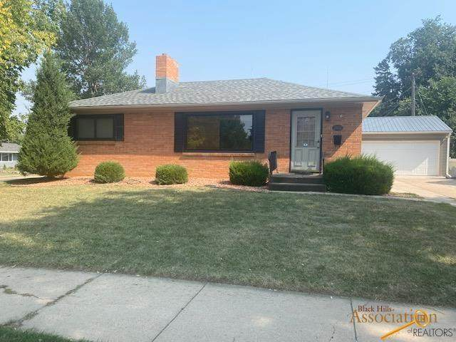2002 Central Blvd, Rapid City, SD 57702 (MLS #156117) :: Christians Team Real Estate, Inc.