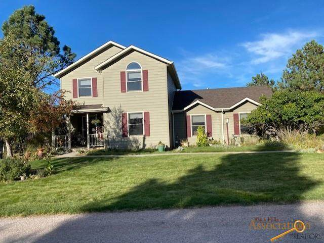 7246 Tanager Dr, Rapid City, SD 57702 (MLS #156719) :: Dupont Real Estate Inc.