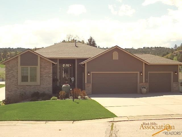 5025 Stoney Creek Dr, Rapid City, SD 57702 (MLS #138969) :: Christians Team Real Estate, Inc.