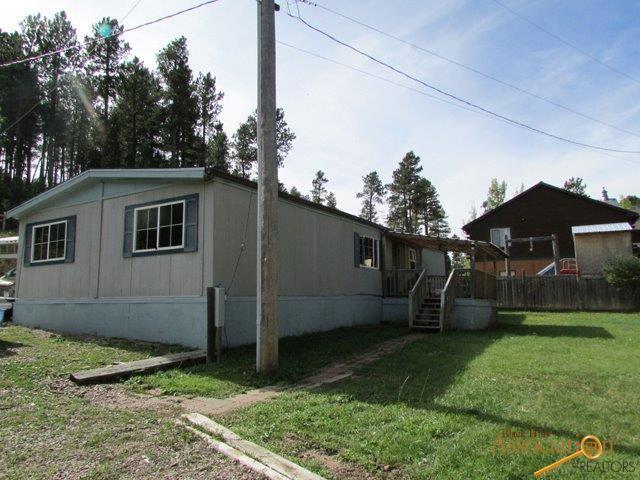 714 Columbia, Keystone, SD 57751 (MLS #141067) :: Dupont Real Estate Inc.