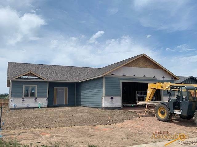 3103 Hazelnut Ln, Rapid City, SD 57701 (MLS #149240) :: Dupont Real Estate Inc.