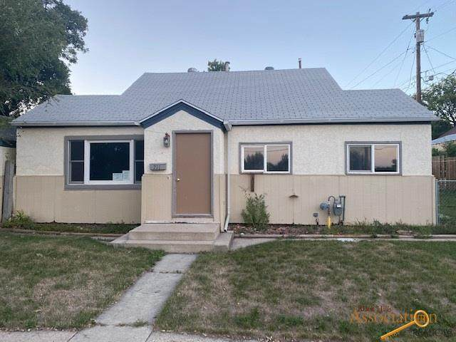 711 Other, Belle Fourche, SD 57717 (MLS #150813) :: Dupont Real Estate Inc.