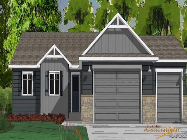 4410 Targhee Dr, Rapid City, SD 57702 (MLS #142735) :: Christians Team Real Estate, Inc.