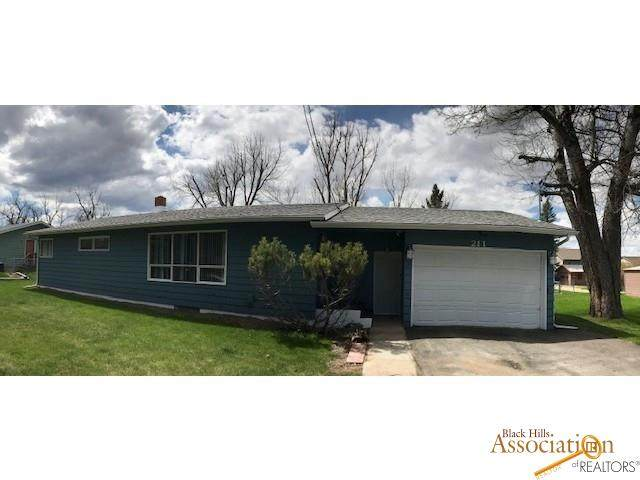 211 Upper Valley Rd, Spearfish, SD 57783 (MLS #155318) :: Dupont Real Estate Inc.